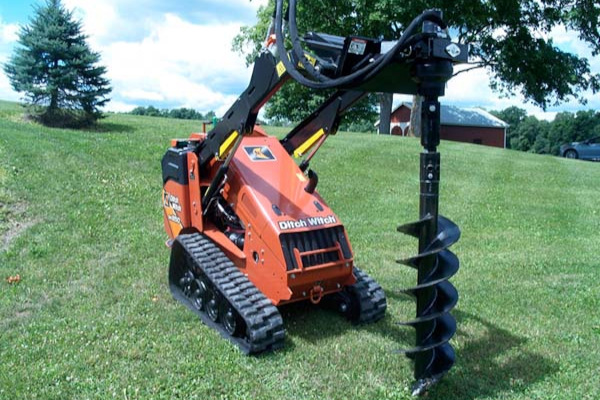 Paladin Attachments Augers, X900 And X1500 Mini for sale at Kings River Tractor Inc.