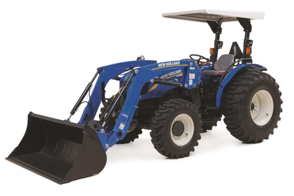 New Holland | Front Loaders & Attachments | 600TL Series for sale at Kings River Tractor Inc.