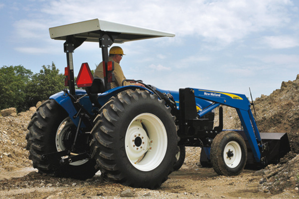 New Holland | 600TL Series | Model 616TL for sale at Kings River Tractor Inc.