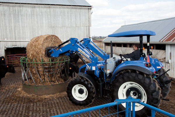 New Holland | 600TL Series | Model 622TL for sale at Kings River Tractor Inc.