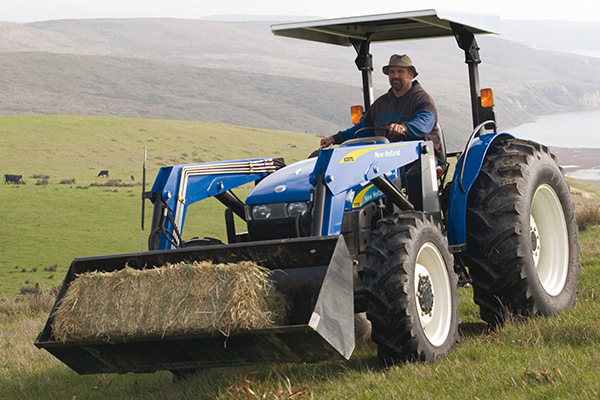 New Holland | 600TL Series | Model 626TL for sale at Kings River Tractor Inc.