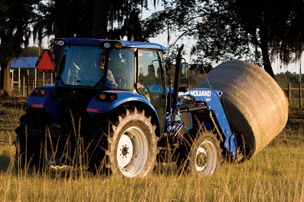 New Holland | 600TL Series | Model 627TL for sale at Kings River Tractor Inc.