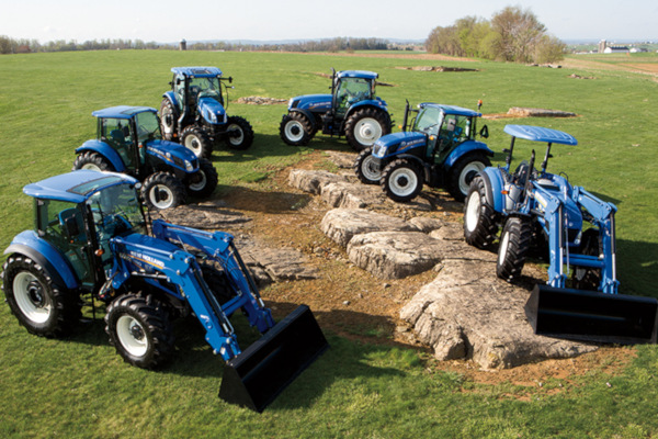 New Holland | 600TL Series | Model 632TL for sale at Kings River Tractor Inc.