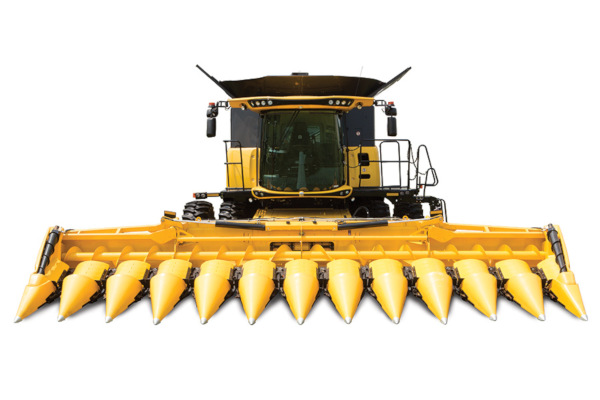 New Holland 980CR Rigid Corn Header - 12 rows for sale at Kings River Tractor Inc.
