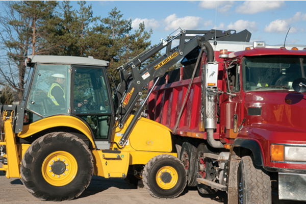 New Holland B95C TC for sale at Kings River Tractor Inc.