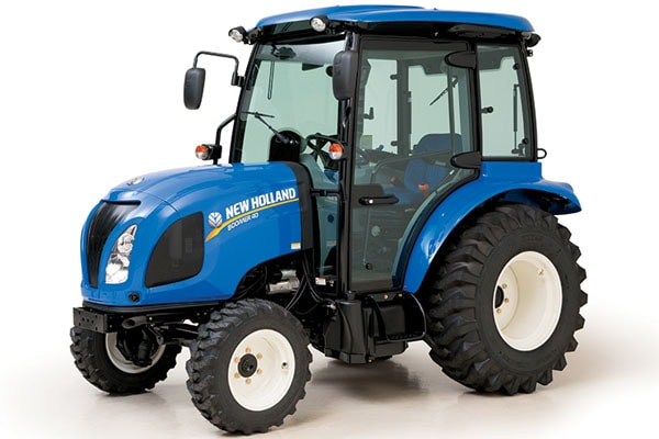 New Holland | Boomer 35-55 HP Series | Model Boomer 40 Cab (T4B) for sale at Kings River Tractor Inc.