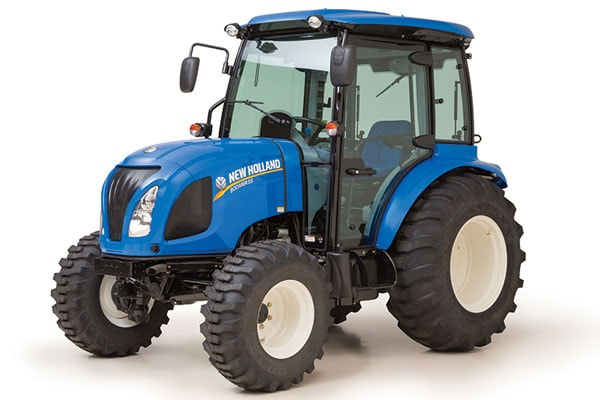 New Holland Boomer 55 Cab (T4B) for sale at Kings River Tractor Inc.