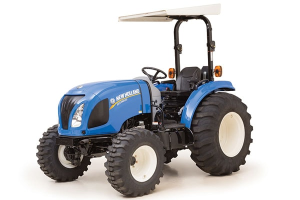 New Holland | Boomer 35-55 HP Series | Model Boomer 50 (T4B) for sale at Kings River Tractor Inc.