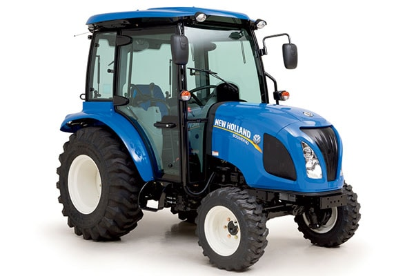 New Holland | Boomer 35-55 HP Series | Model Boomer 50 Cab (T4B) for sale at Kings River Tractor Inc.
