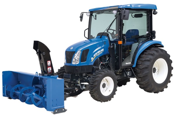 New Holland Boomer™ Deluxe CVT 45D for sale at Kings River Tractor Inc.