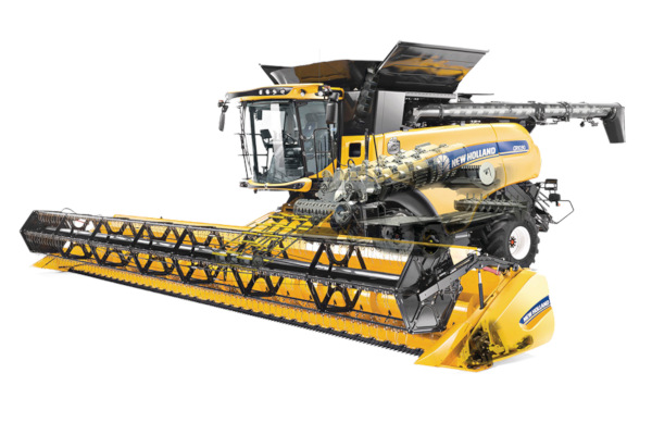 New Holland CR7.90 for sale at Kings River Tractor Inc.