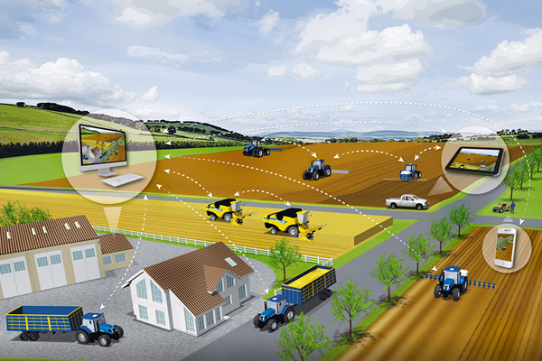 New Holland | Precision Land Management (PLM) | Data Management Software for sale at Kings River Tractor Inc.