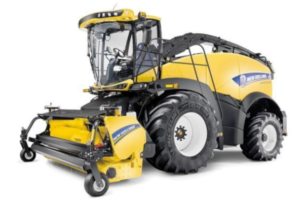 New Holland | FR Forage Cruiser SP Forage Harvesters | Model FR480 for sale at Kings River Tractor Inc.