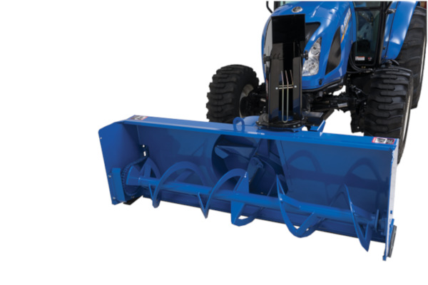 New Holland | Front Loaders & Attachments | Front Snow Blowers for sale at Kings River Tractor Inc.