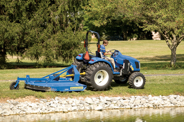 New Holland | Front Loaders & Attachments | Mid-Duty Rotary Cutters for sale at Kings River Tractor Inc.