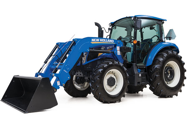 New Holland PowerStar 120 for sale at Kings River Tractor Inc.