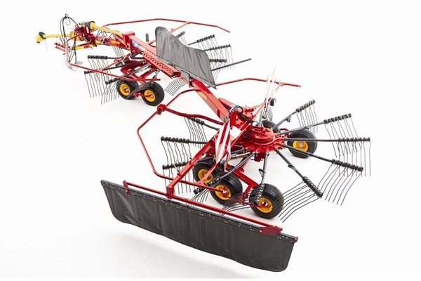 New Holland | ProRotor Rotary Hay Rakes | Model ProRotor.3223 for sale at Kings River Tractor Inc.