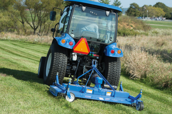 New Holland | Front Loaders & Attachments | Rear-Mount Finish Mowers for sale at Kings River Tractor Inc.