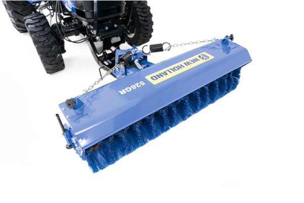 New Holland | Front Loaders & Attachments | Rotary Brooms for sale at Kings River Tractor Inc.