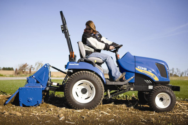 New Holland | Front Loaders & Attachments | Rotary Tillers for sale at Kings River Tractor Inc.