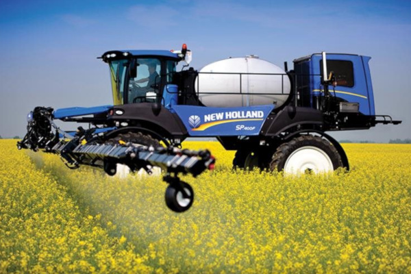 New Holland SP.400F for sale at Kings River Tractor Inc.