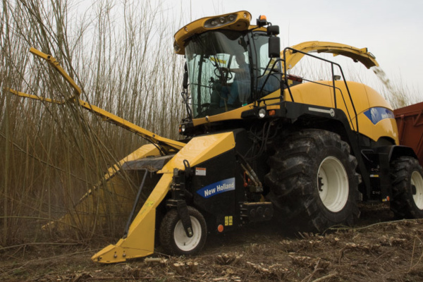 New Holland Short Rotation Coppice Header for sale at Kings River Tractor Inc.
