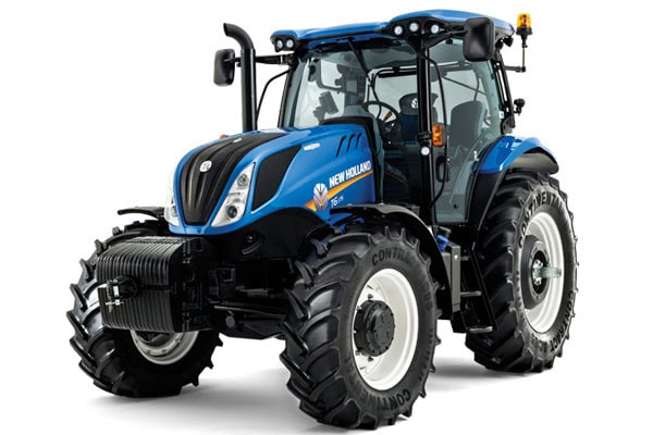 New Holland T6.180 for sale at Kings River Tractor Inc.
