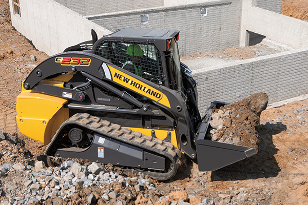 New Holland | Compact Track Loaders | Model C232 for sale at Kings River Tractor Inc.