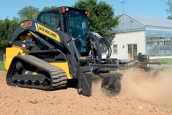 New Holland | Compact Track Loaders | Model C238 for sale at Kings River Tractor Inc.