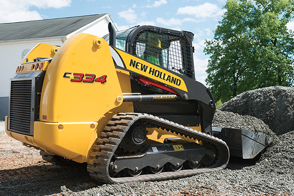 New Holland C334 for sale at Kings River Tractor Inc.