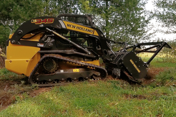 New Holland C345 for sale at Kings River Tractor Inc.