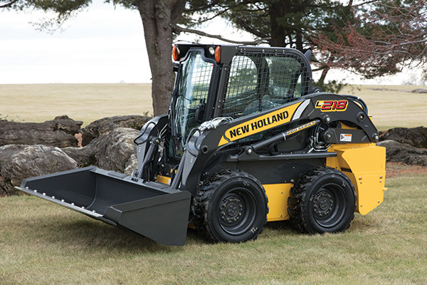 New Holland | Skid Steer Loaders | Model L218 for sale at Kings River Tractor Inc.