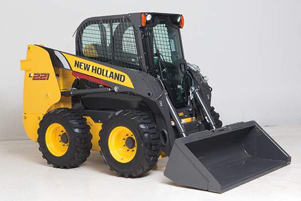 New Holland | Skid Steer Loaders | Model L221 for sale at Kings River Tractor Inc.