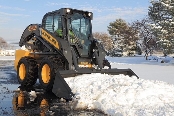 New Holland | Skid Steer Loaders | Model L230 for sale at Kings River Tractor Inc.