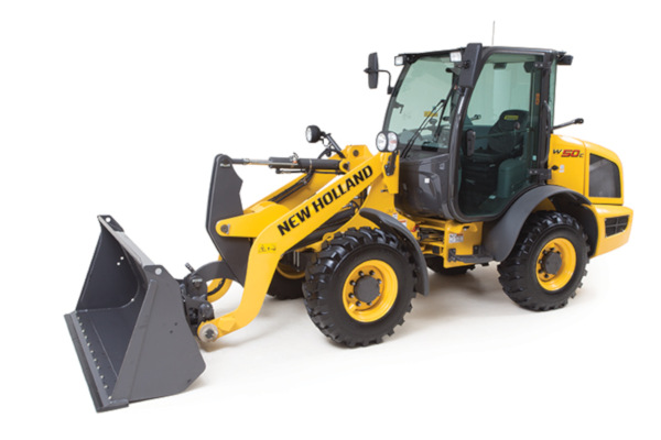New Holland W50C ZB for sale at Kings River Tractor Inc.