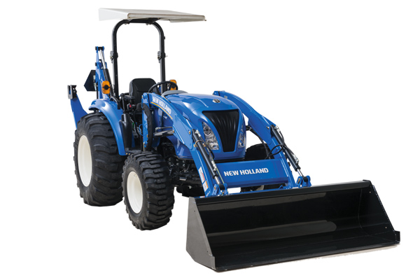 New Holland | Deluxe Compact Loaders | Model 235TLA for sale at Kings River Tractor Inc.