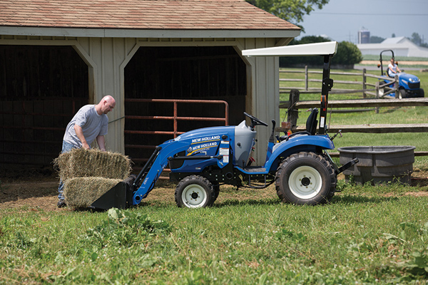 New Holland | Deluxe Compact Loaders | Model 250TLA for sale at Kings River Tractor Inc.