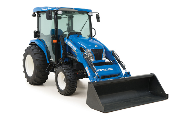 New Holland | Deluxe Compact Loaders | Model 250TLA IV for sale at Kings River Tractor Inc.