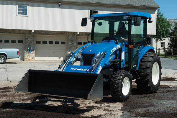 New Holland | Deluxe Compact Loaders | Model 260TLA for sale at Kings River Tractor Inc.