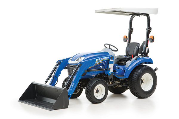 New Holland | Deluxe Compact Loaders | Model 270TL for sale at Kings River Tractor Inc.