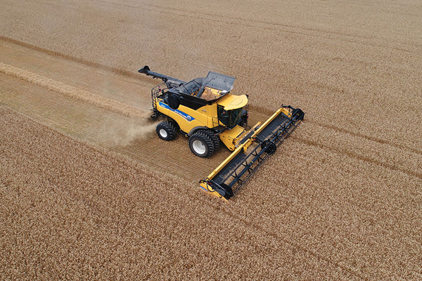 New Holland Combine Solutions: Intellicruise I/II for sale at Kings River Tractor Inc.