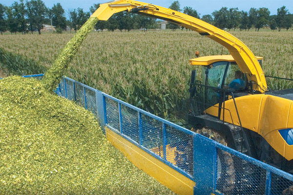 New Holland Forage Harvester Yield Mapping for sale at Kings River Tractor Inc.