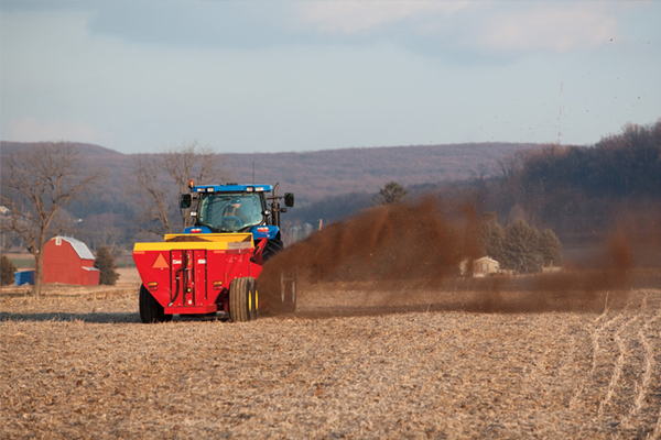 New Holland | Application Control | Model Manure Management for sale at Kings River Tractor Inc.