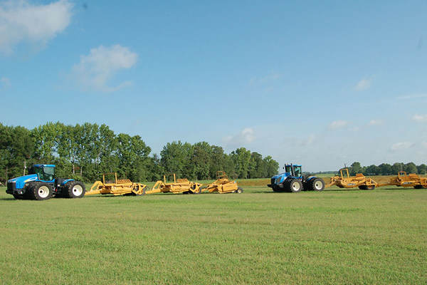 New Holland | Application Control | Model Trimble® Fieldlevel II System for sale at Kings River Tractor Inc.