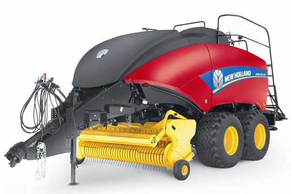 New Holland BigBaler 340 Plus CropCutter™ Rotor Cutter for sale at Kings River Tractor Inc.