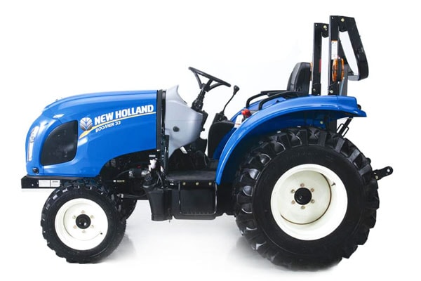 New Holland Boomer 33 for sale at Kings River Tractor Inc.