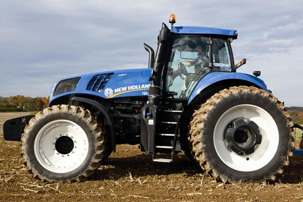 New Holland Genesis T8.350 for sale at Kings River Tractor Inc.