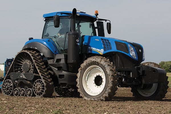 New Holland GENESIS T8.410 SMARTTRAX for sale at Kings River Tractor Inc.