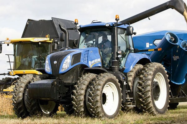 New Holland Genesis T8.410 for sale at Kings River Tractor Inc.