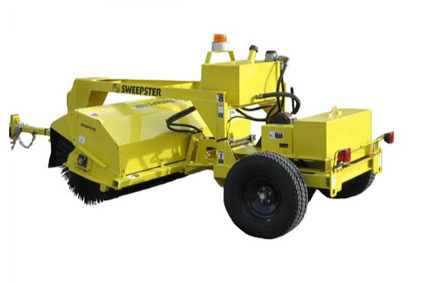 Paladin Attachments Sweepers, Tow-Behind Angle for sale at Kings River Tractor Inc.